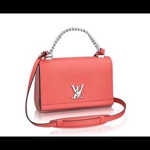 Coming soon! Louis Vuitton Coral LOCKME BB